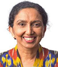 Dr. Asha Indian lady dentist